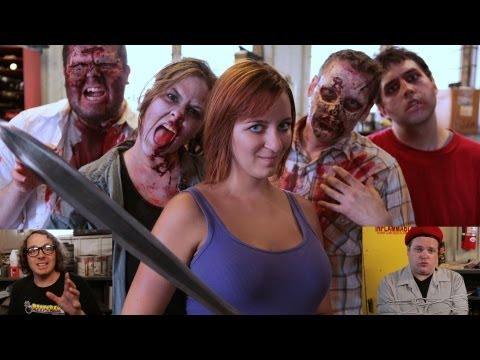 MythPunchers - Zombie Bite Myth