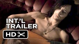 Only Lovers Left Alive Int.'l Trailer (2013) - Tom Hiddleston Vampire Movie HD
