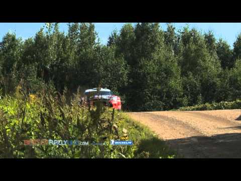 Highlights - 2011 WRC Finland - Best-of-RallyLive.com