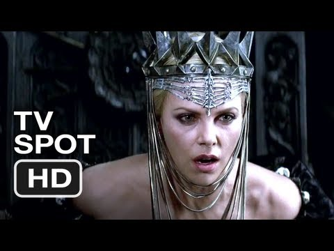 Snow White & the Huntsman - Extended TV Spot #2 - Charlize Theron Movie (2012) HD