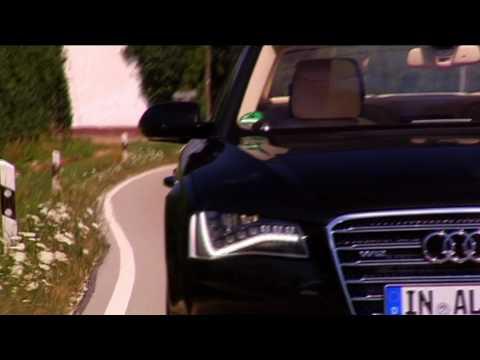 Audi A8 L W12 roadtest (english subtitled)