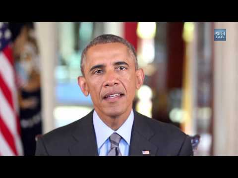 (Weekly Address) We Will Degrade and Destroy ISIS  9/13/14