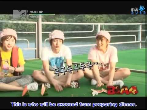 (B14USubs) [110706] MTV Match Up Episode 3 - B1A4 Cut (Part 2).avi