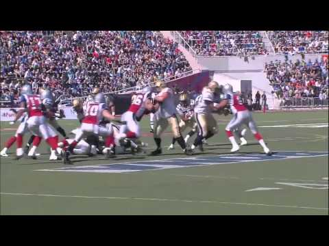 CFL Top 10 Running Plays of 2011