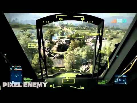 Battlefield 3: New Caspian Border Footage from PAX Prime 2011!