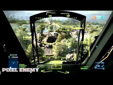 Battlefield 3: New Caspian Border Footage from PAX Prime 2011!