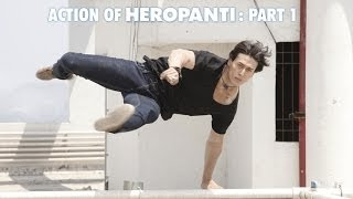 Action of Heropanti Part - 1