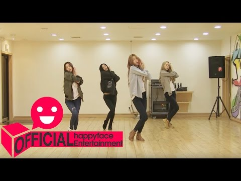 Someone Like U (Dance Practice Version)