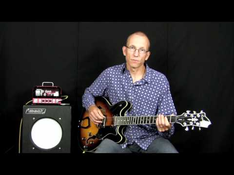 Learn Blues Guitar - Free Lesson