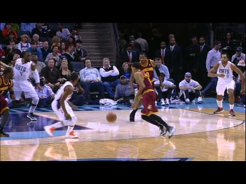 Dion Waiters Throws Down the Hammer