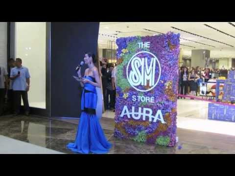 SM Aura Launch Sarah Jessica Parker