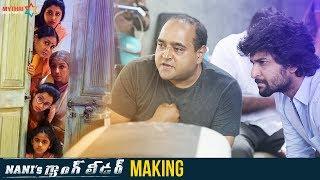 Nani's Gang Leader Movie Making