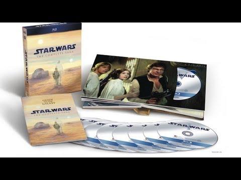 HD Nation - Star Wars Hits Blu-Ray! 5 Tricks For Setting Up HDTV, Cheap HD Tuner, Windows Media - Tekzilla