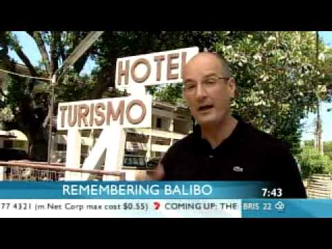 Kochie in East Timor covering the story of the Balibo Five