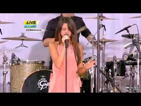 Selena Gomez - Love You Like A Love Song (GMA Summer Concert Series) -9pExWPyNIMk