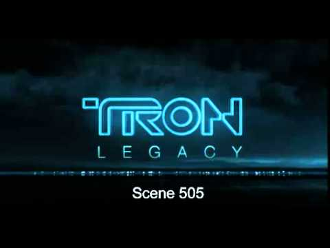 Tron Legacy - Soundtrack Scenes Compilation [Daft Punk]