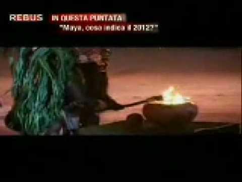 Rebus - Maya cosa indica il 2012