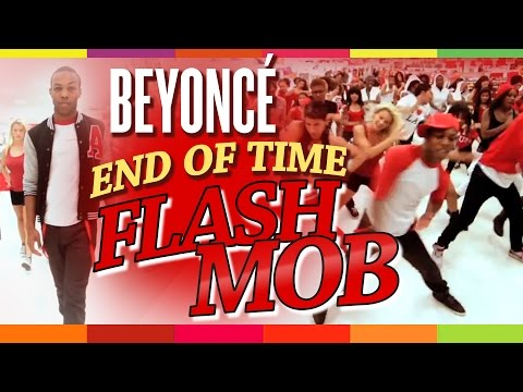 Beyonce End Of Time Target Flash Mob by Todrick Hall NEW!!!
