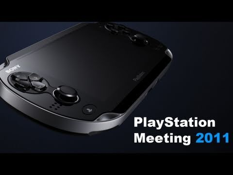 PlayStation Meeting 2011: NGP and PlayStation Suite - 3/6