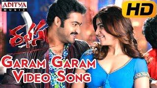 Garam Garam Chilaka Full Video Song || Rabhasa
