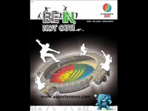 De Ghuma ke - ICC Cricket World Cup 2011 - Official Theme Song.wmv