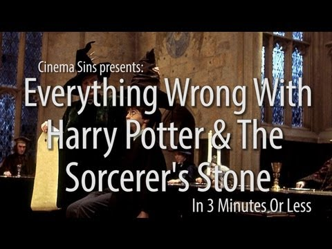 Everything Wrong With Harry Potter & The Sorcerer's Stone In 3 Minutes Or Less