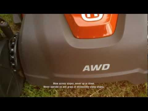Husqvarna AWD Mower