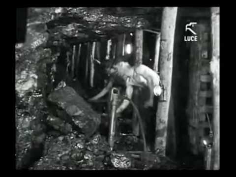 Cinegiornale Carbonia Città Nuova / 1940 [Istituto LUCE]