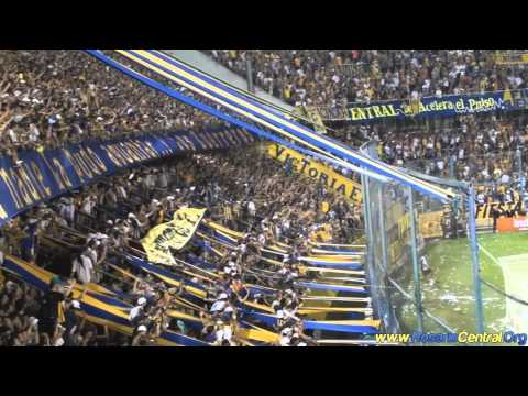La Hinchada Canalla (Los Guerreros) vs Aldosivi (12/11/11) - Parte 2