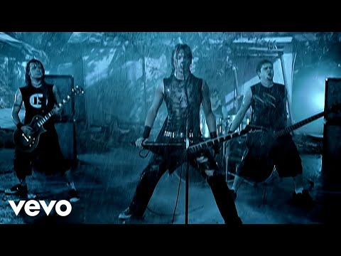Bullet For My Valentine - Tears Don-t Fall