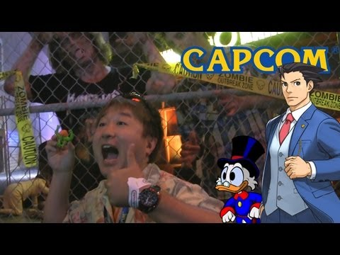 [E3 2013] Un vistazo al booth de Capcom