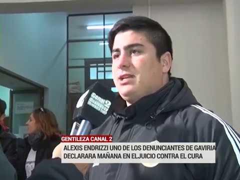 El testimonio de una de las víctimas del cura Juan Diego Escobar Gaviria