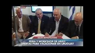 Los rosarinos podrán ir con pesos argetinos a Uruguay