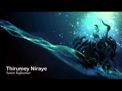 Lord Krishna Devotional Song - Thirumey Niraye [HD] [2012] (Relaxing Soulful Atmospheric)
