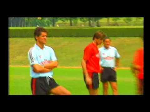 """La Grande Storia del Milan, volume 7: """"La squadra dei record"""" (1991-1992) parte 1/2"""