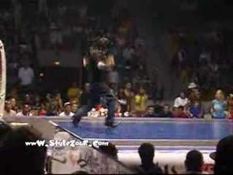 Breakdance: Junior vs Darkness battle
