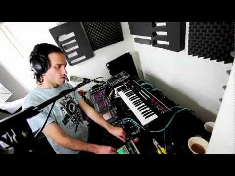 Beardyman - Where Does Your Mind Go? - Live in studio for Who's Jack magazine