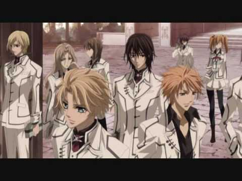 Vampire Knight Soundtrack- Mystical Night Class