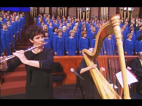 Where Love Is - Mormon Tabernacle Choir - Choir Songs - Organ