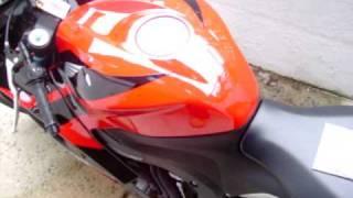 2008 Honda Cbr 600rr - YouTube