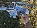 Trex 250 size AIRWOLF.
