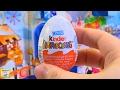 Киндер Сюрпризы 2006 года, открываем старые яйца киндер (Rare Kinder Surprise)