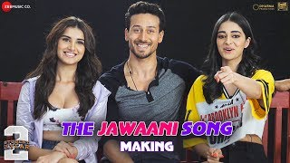 The Jawaani Song – Making | Student Of The Year 2