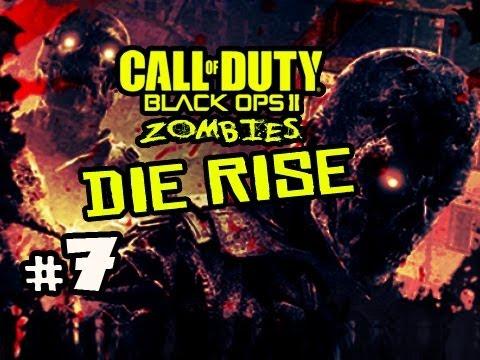 WINDOW SCREWJOB - Die Rise Zombies Black Ops 2 w/ Kootra Ep.7