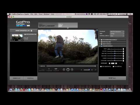 Tutorial: convert 120fps GoPro Hero 2 video into smooth slow motion in iMovie...for FREE!