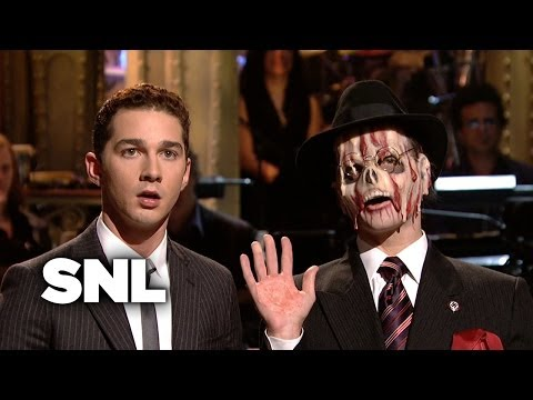 Shia LaBeouf Monologue at Saturday Night Live
