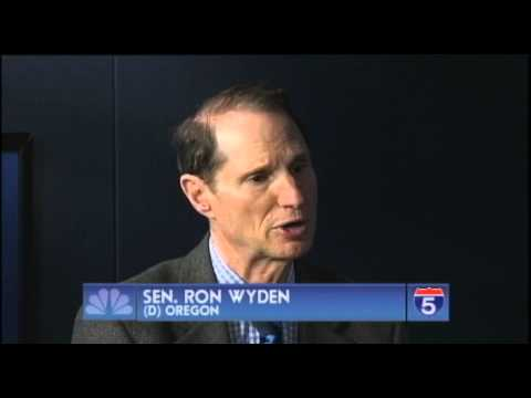 Senator Ron Wyden (D) OR