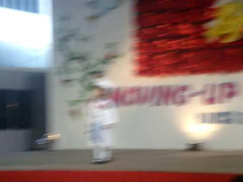 Gracielle's Graduation Speech