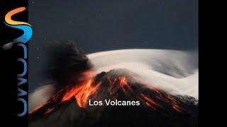Cómo se forma un volcán