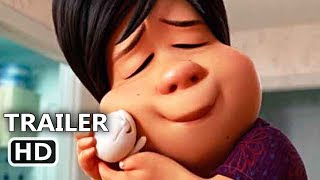 BAO Movie Clip Trailer (2018) Disney Pixar Animated Short Film HD